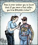 Cartoonist Dan Piraro  Bizarro 2013-01-28 000