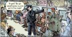 Cartoonist Dan Piraro  Bizarro 2013-02-10 chicken