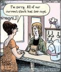 Cartoonist Dan Piraro  Bizarro 2013-03-02 retail