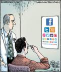 Cartoonist Dan Piraro  Bizarro 2013-03-15 Facebook