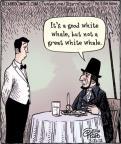 Cartoonist Dan Piraro  Bizarro 2013-03-21 great