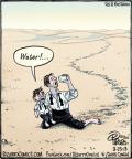 Cartoonist Dan Piraro  Bizarro 2013-03-23 desert