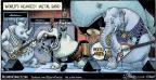 Cartoonist Dan Piraro  Bizarro 2013-05-05 world