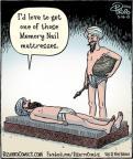 Cartoonist Dan Piraro  Bizarro 2013-05-16 shape
