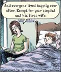 Cartoonist Dan Piraro  Bizarro 2013-05-22 fairy tale