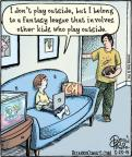 Cartoonist Dan Piraro  Bizarro 2013-05-25 other