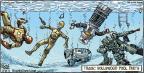 Cartoonist Dan Piraro  Bizarro 2013-06-23 entertainment