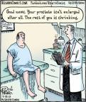 Cartoonist Dan Piraro  Bizarro 2013-07-18 isn't