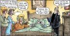 Cartoonist Dan Piraro  Bizarro 2013-07-28 light