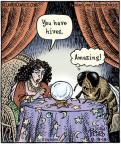 Cartoonist Dan Piraro  Bizarro 2013-08-19 ball