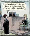 Cartoonist Dan Piraro  Bizarro 2013-08-30 courtroom