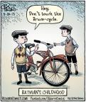 Comic Strip Dan Piraro  Bizarro 2013-09-20 hey