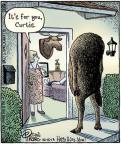 Cartoonist Dan Piraro  Bizarro 2013-10-15 vengeful