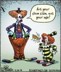 Cartoonist Dan Piraro  Bizarro 2013-11-16 dad