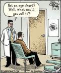 Cartoonist Dan Piraro  Bizarro 2013-11-21 test