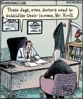 Cartoonist Dan Piraro  Bizarro 2013-11-29 career