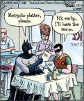 Cartoonist Dan Piraro  Bizarro 2014-01-31 dish