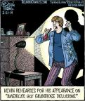 Cartoonist Dan Piraro  Bizarro 2014-02-21 America