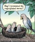 Cartoonist Dan Piraro  Bizarro 2014-03-22 dish