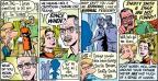 Cartoonist Dan Piraro  Bizarro 2014-04-20 dad