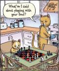 Cartoonist Dan Piraro  Bizarro 2014-04-11 mouse