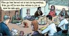 Cartoonist Dan Piraro  Bizarro 2014-04-27 workplace