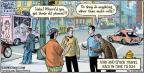 Cartoonist Dan Piraro  Bizarro 2014-07-06 other