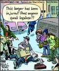 Cartoonist Dan Piraro  Bizarro 2014-08-04 speak