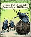 Cartoonist Dan Piraro  Bizarro 2014-08-15 bug