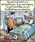 Cartoonist Dan Piraro  Bizarro 2014-09-02 dad