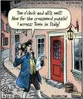 Cartoonist Dan Piraro  Bizarro 2015-04-27 news
