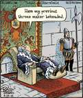 Cartoonist Dan Piraro  Bizarro 2015-04-29 behead