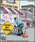 Cartoonist Dan Piraro  Bizarro 2015-05-04 road