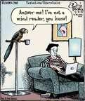 Cartoonist Dan Piraro  Bizarro 2015-05-08 bird