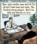 Cartoonist Dan Piraro  Bizarro 2015-07-02 news