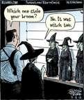 Cartoonist Dan Piraro  Bizarro 2015-07-09 two