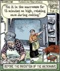 Cartoonist Dan Piraro  Bizarro 2015-09-26 before