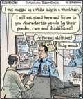 Cartoonist Dan Piraro  Bizarro 2015-12-12 white