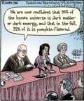 Cartoonist Dan Piraro  Bizarro 2016-02-10 universe