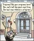 Cartoonist Dan Piraro  Bizarro 2016-07-06 from