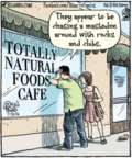 Cartoonist Dan Piraro  Bizarro 2016-07-23 food