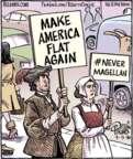 Cartoonist Dan Piraro  Bizarro 2016-09-09 America