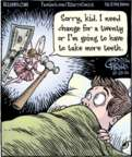 Cartoonist Dan Piraro  Bizarro 2016-10-22 sorry