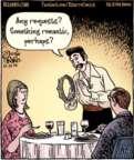Cartoonist Dan Piraro  Bizarro 2016-12-31 song