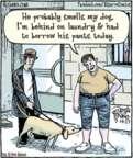 Comic Strip Dan Piraro  Bizarro 2017-07-14 dog