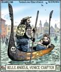 Cartoonist Dan Piraro  Bizarro 2017-07-29 pole