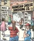 Cartoonist Dan Piraro  Bizarro 2017-08-18 cheese