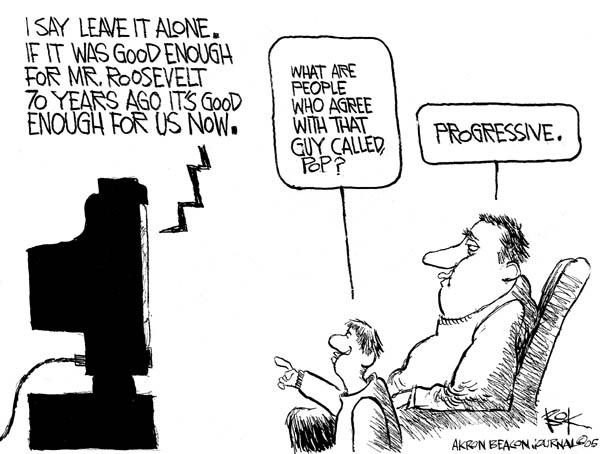 Cartoonist Chip Bok  Chip Bok's Editorial Cartoons 2005-02-08 vocabulary