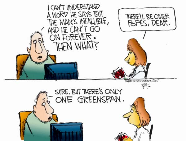 Chip Bok  Chip Bok's Editorial Cartoons 2005-03-02 man