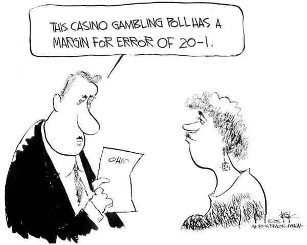 Chip Bok  Chip Bok's Editorial Cartoons 2005-03-28 statistical